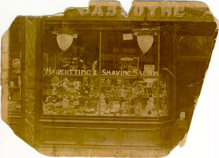 Photo of Gasoynes Hairdressers & Tobacconists shop